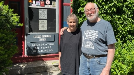 Marla and Tom Dorward