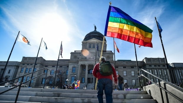 In the U.S., Pride Month festivities have been muted by political setbacks