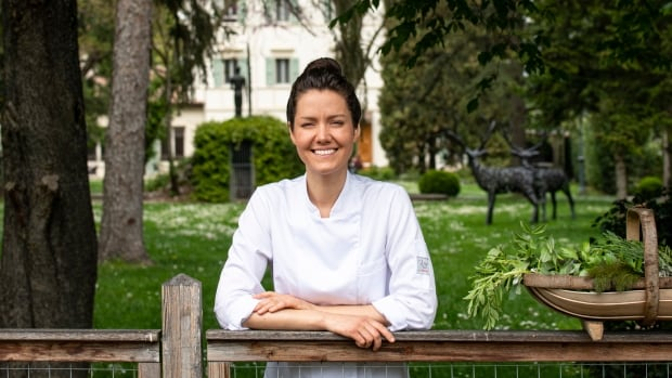 It's official. The top female chef in Italy is from Montreal's West Island   CBC News