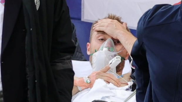 Christian Eriksen in stable condition following health scare at Euro 2020 | CBC Sports