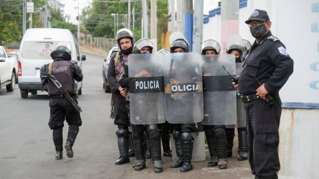 Nicaragua arrests more opposition leaders in crackdown ahead of election