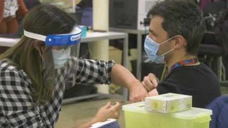 Alberta vaccination