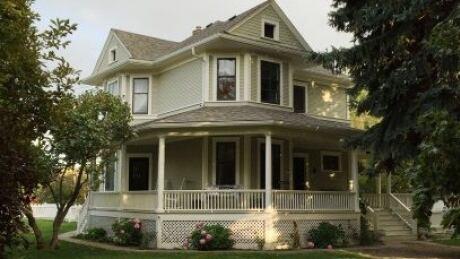J.N. Thompson House at 1875 Richter Street, Kelowna