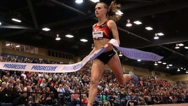 American star distance runner given 4-year doping ban days before Olympic trials | CBC Sports