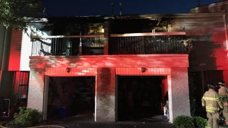fire at 700 Osgoode Drive in London