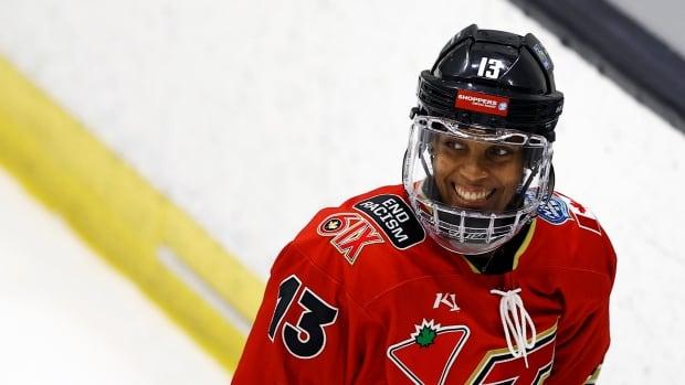 Toronto Six re-sign NWHL MVP Mikyla Grant-Mentis