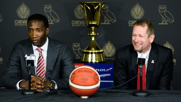 Pivotal summer for Canadian men's basketball begins with Tampa training camp