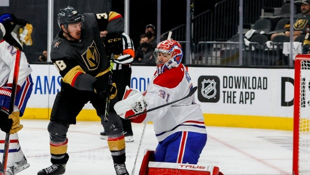 Canadiens secure series-tying win as Price denies Golden Knights' late rally | CBC Sports