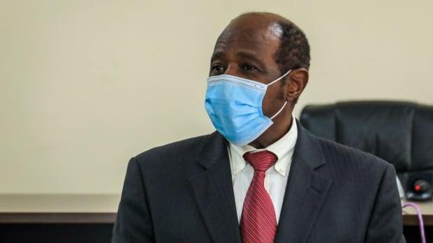 Rwanda Hotel Rwanda Arrest