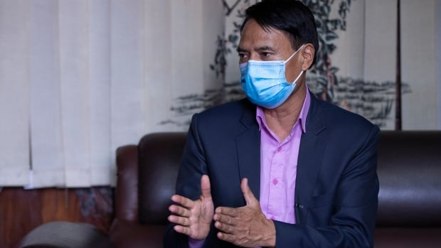Nepal in desperate need of COVID-19 vaccines, health official warns | CBC News