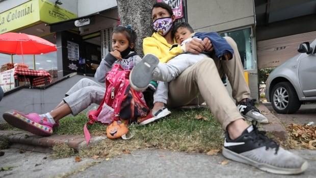 Canada-led conference raises money for displaced Venezuelans   CBC News