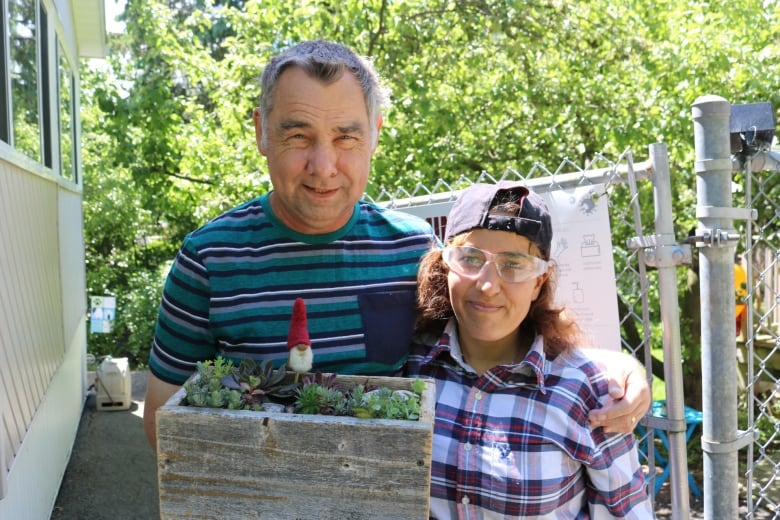 Syrian woman builds better life through unlikely friendship with Saint John retiree and his wife