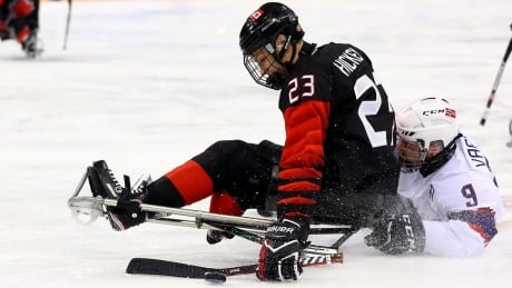 2021 World Para Ice Hockey Championships on CBC: Canada vs Czech Republic