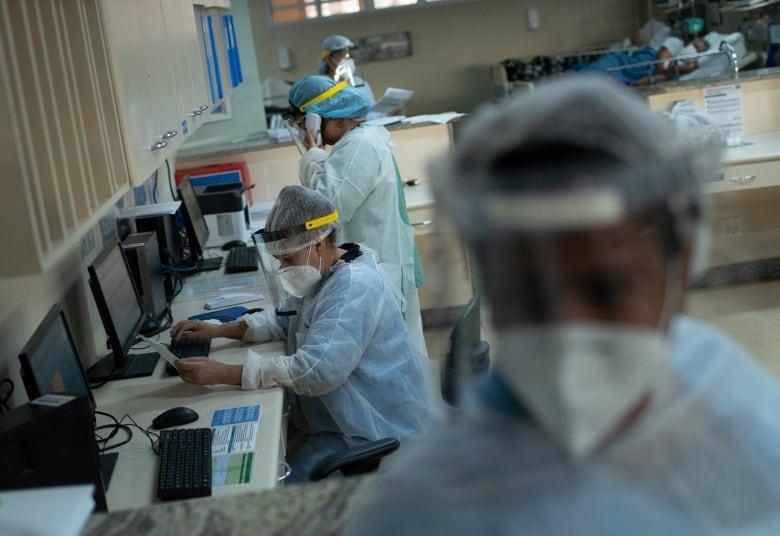 Third pandemic wave hits as Brazil surpasses half a million Covid deaths