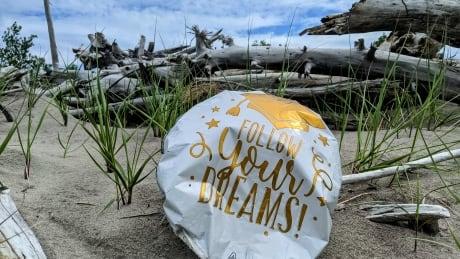 helium balloon tash lake erie