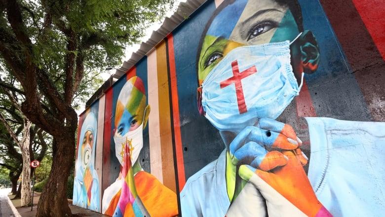 Brazil's coronavirus death toll surpasses 500,000