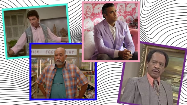 TV sitcom-dad style: A timeline of looks better than the unofficial dad uniform