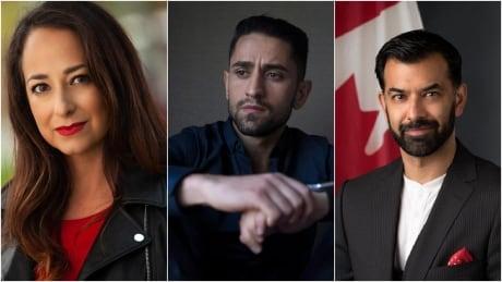 Maissa Houri, Ali Momen, Zaib Shaikh