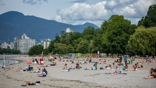 Records fall as heat wave bakes B.C. — and it's only going to get hotter, forecasters say