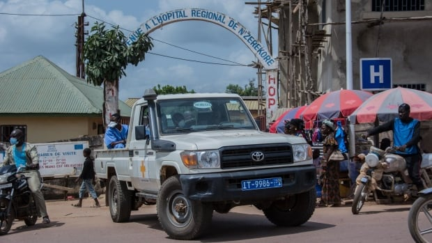 Guinea declares end to deadly Ebola outbreak that killed 12 people, WHO reports