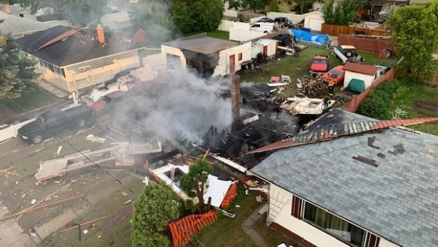 Saskatoon police do not believe foul play involved in fatal house explosion