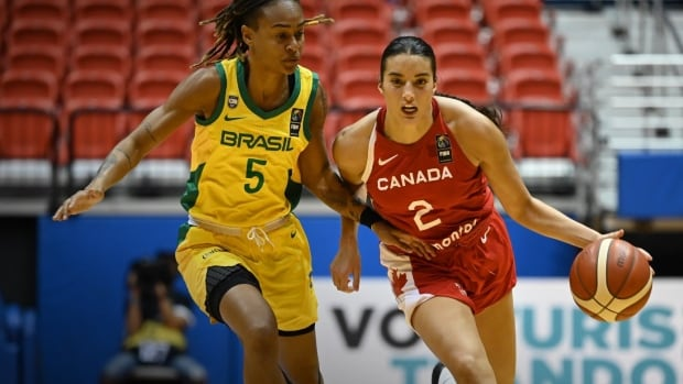 Canada left empty handed as Brazil triumphs in double OT in AmeriCup bronze-medal game