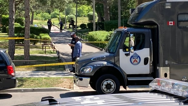 5-year-old girl in life-threatening condition after birthday party shooting in Toronto   CBC News