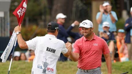Jon Rahm closes with 2 birdies to win U.S. Open for 1st career major