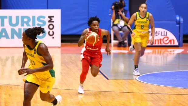 Canadian women's basketball team learns tough Olympic lessons after disappointing AmeriCup