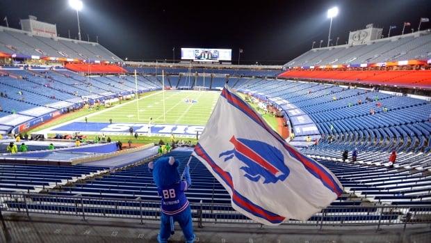 Buffalo Bills to return to full capacity for home games this season