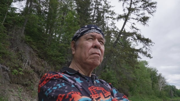 Meet the Mi'kmaw elder whose song has become an anthem for his people   CBC News