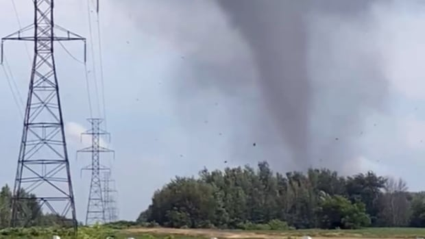 Canadian Red Cross deployed after tornado hits near Mascouche, Que.