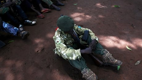 SOUTHSUDAN-CHILD SOLDIERS/