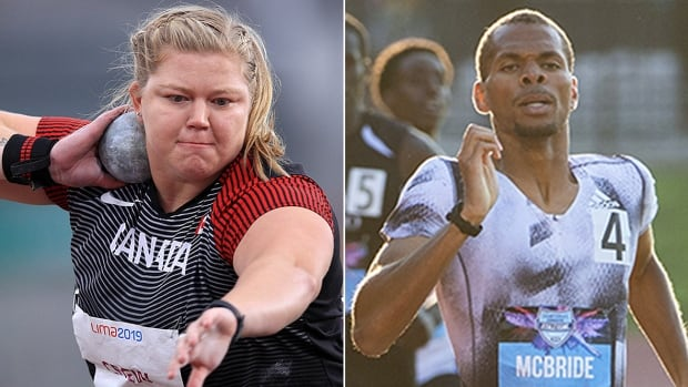 Crew, McBride believe skipping athletics Olympic trials to rest, rehab injuries may give them edge in Tokyo | CBC Sports