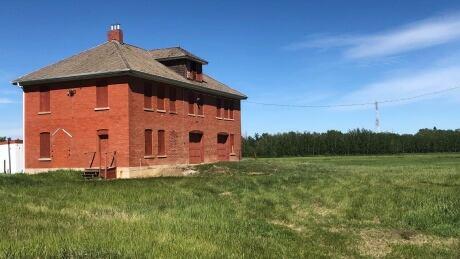 Poundmaker former residential school site