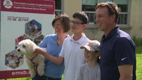 Montreal elementary school hosts special graduation