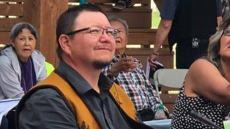Chief Kenny Cayen