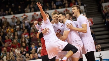 FIVB Men's Volleyball Nations League on CBC - Gold Final