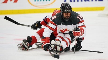 Para-hockey worlds