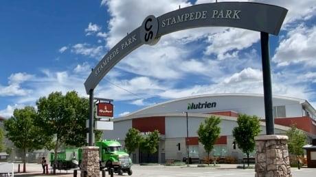 Stampede Park