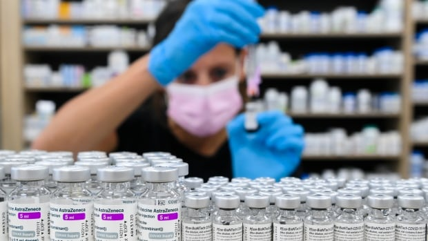 Canada has enough vaccine doses for all eligible Canadians, PM says