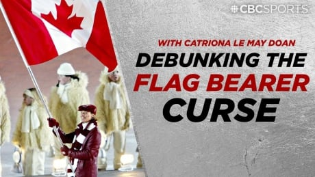 Debunking the Canadian flag bearer curse with Catriona Le May Doan