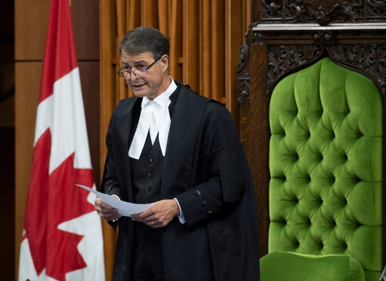 Federal government's move to take Speaker to court raises questions that divide experts