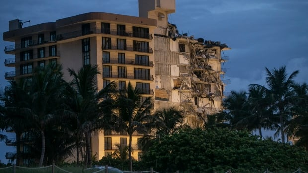 Florida condo collapse survivors escaped with their lives, but little else