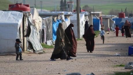 Syria detention camp