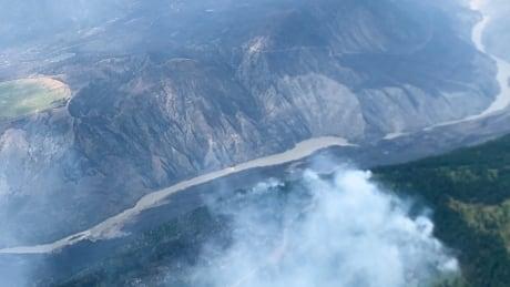 mckay creek fire