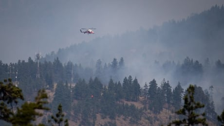 Wildfires BC 20210702