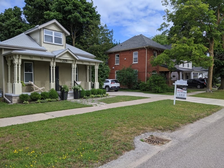 Plenty of room for house prices in Canada to rise as interest rates stay low