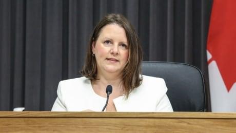 Dr. Jennifer Russell, CMOH, July 7, 2021