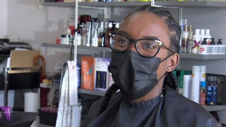 Black hair salons and customers on what reopening feels like
